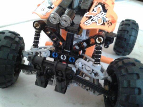 quad lego technic!