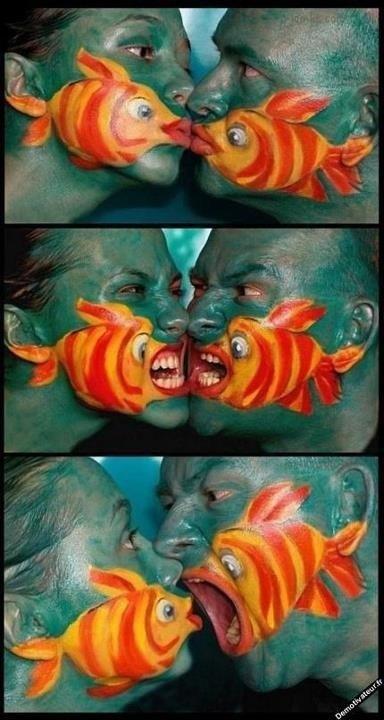 L'amour rend idiot !