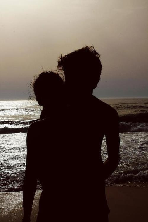 Je me demande parfois si t'aimer autant est une bonne chose...