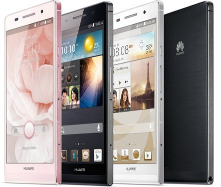 How To Use Huawei Ascend P6