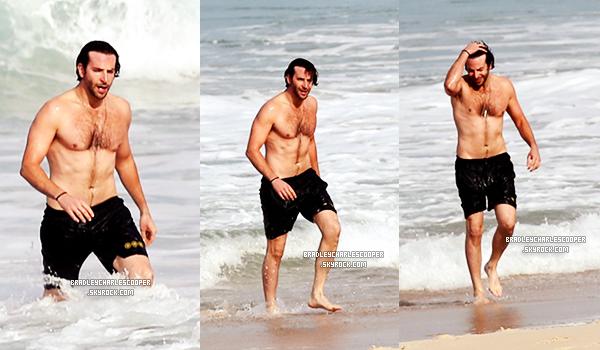 #Candids - 29.05 : Bradley à la plage #Event - 28.05 : Première brésilienne à Rio de Janeiro
