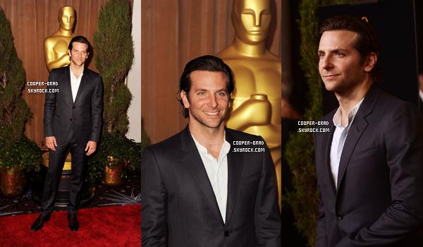   Flashback - 04.02.2013 - 85e déjeuner des Nommés aux Oscars