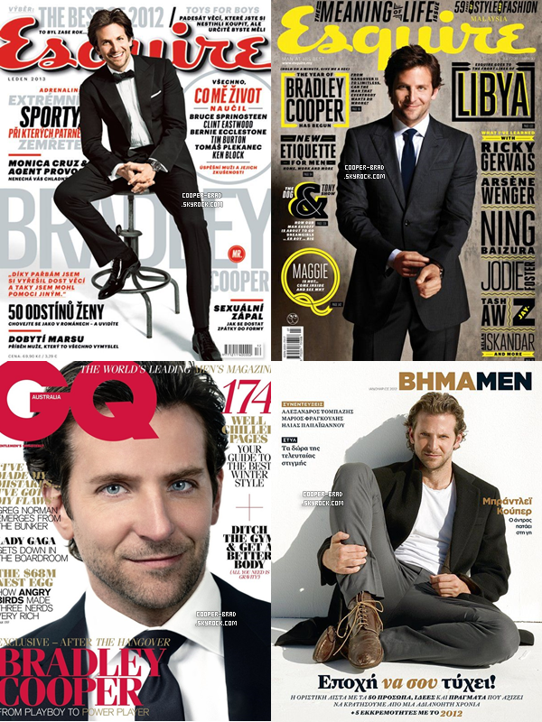 | Bradley's covers