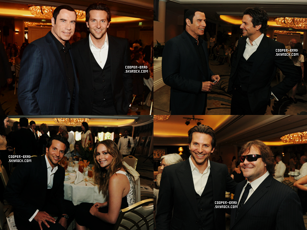| Flash Back - 09.08.12 : Hollywood Foreign Press Association's + nouvelle photo candids