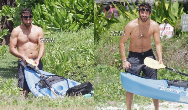| Candids | 29.09 : Suki & Bradley à la plage (Hawaii)