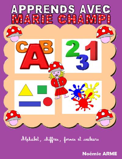 J'ai le plaisir de vous annoncer la publication de mon nouveau livre pour enfants !