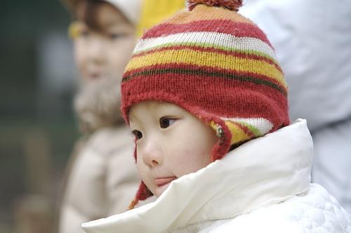 Photos des enfants du monde