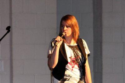 Leila x 17 Ans x Chanteuse
