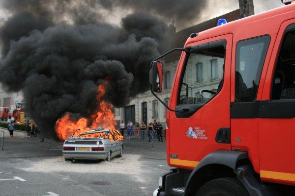 congré departemental des sapeurs pompiers