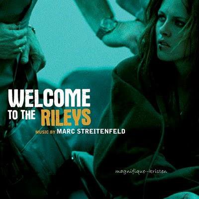 "Voici la couverture de la BO du film ""Welcome to the Rileys"""