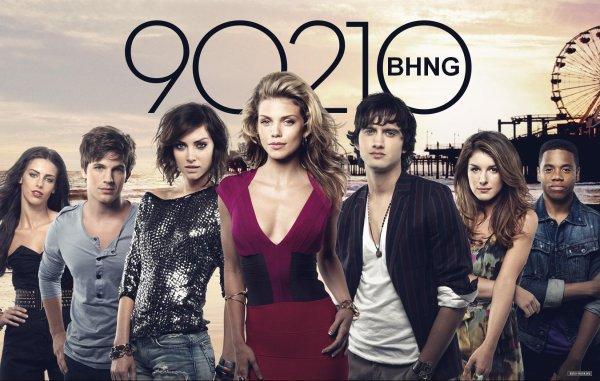Fiche série : 90210 nouvelle génération