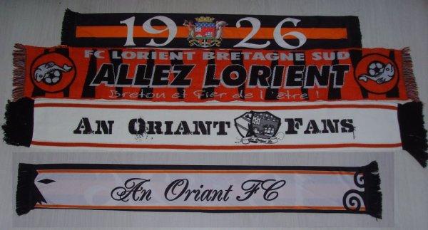Echarpe Lorient