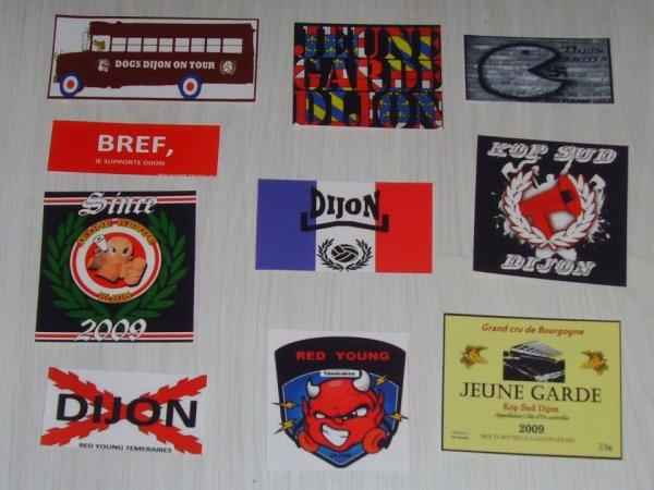 Stiks Dijon