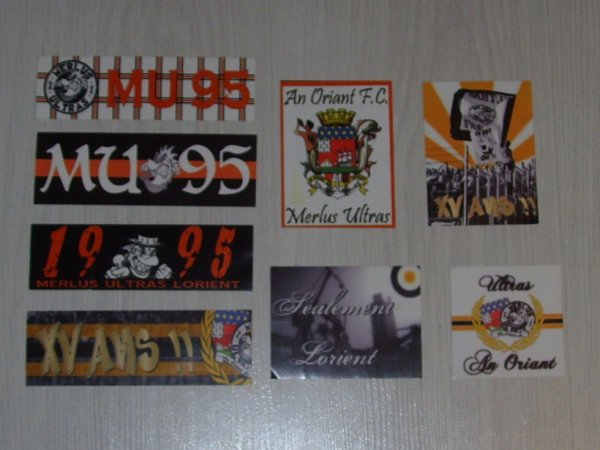 Stiks Merlus Ultras 1995