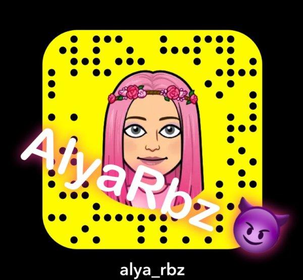 Tous se passe sur Snapchat ajoutée moi