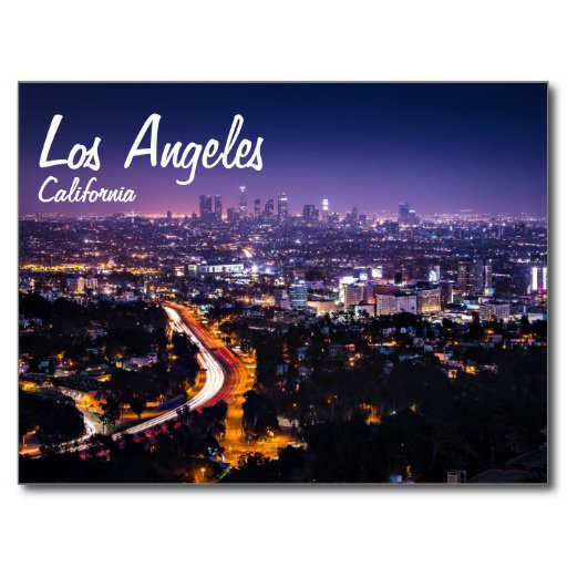 Los Angeles , California !!