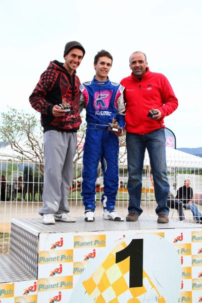 Course Club Le Luc – 15 avril 2012