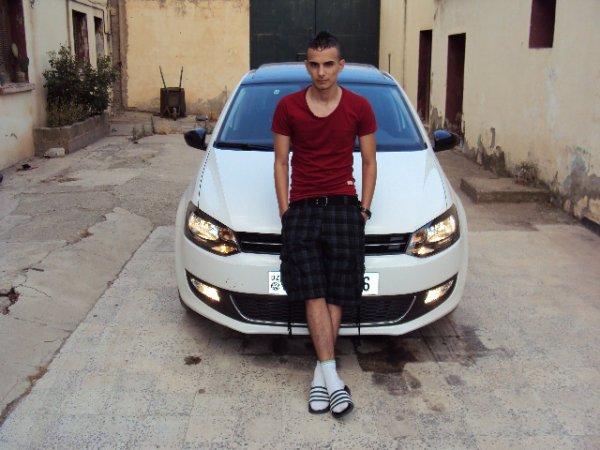 moi et ma new car
