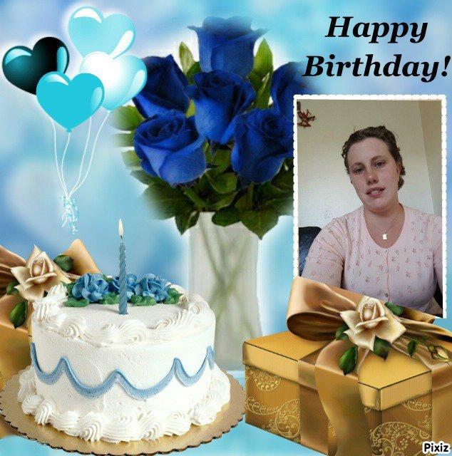 Happy birthday Laetitia !