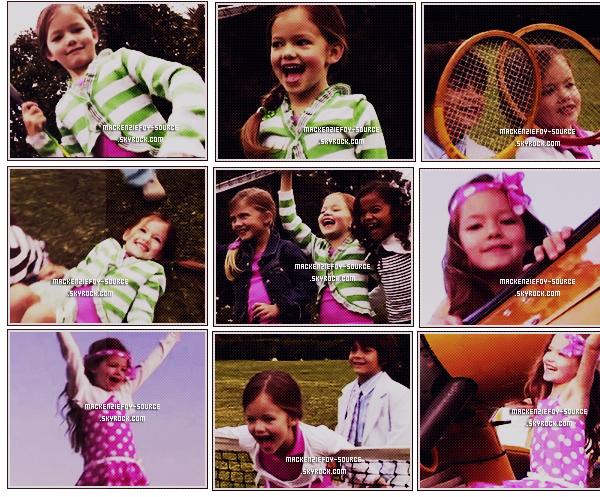 ______________15 octobre 2011. ___ARTICLE NEWS___ Une video de The children's place  __________________ vient de parraître where is  Kenzie?  BY MACKENZIEFOY-SOURCE.SKYROCK.COM.___8888__ _