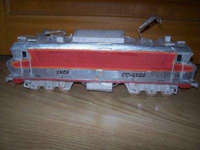 """CC 6500 """"Capitole"""" (2010 - 15 ans)."""