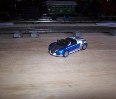 Collection de miniatures Bugatti (22).
