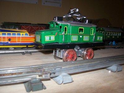 La Locomotive Paya