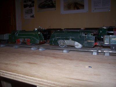 Les Locomotives-tender LR