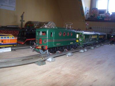 La BB 8051 Hornby.