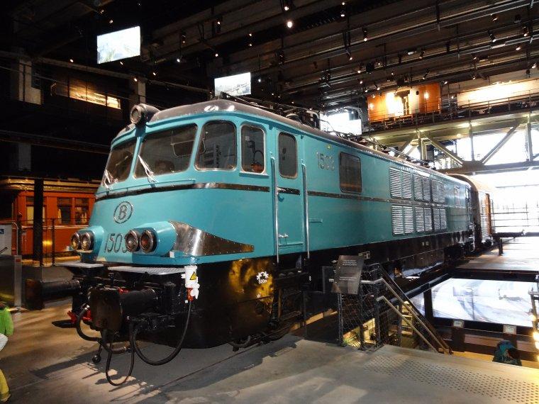 Découverte du patrimoine ferroviaire belge (2) : le Train World de Schaerbeek