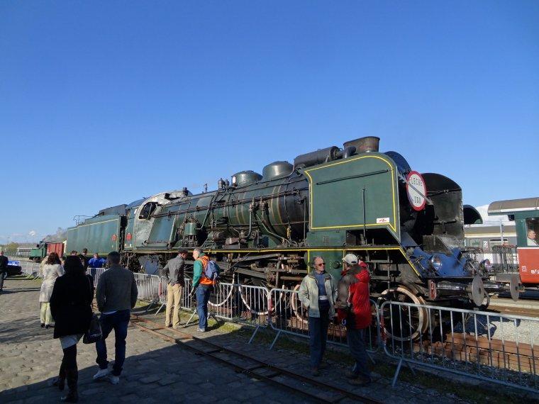 La Fête de la Vapeur en Baie de Somme, 17 avril 2016 (1)