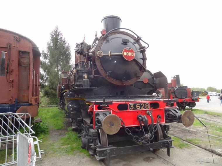 1er Salon du train miniature de l'AJECTA les 22 et 23 avril 2017 (1) : Les locomotives