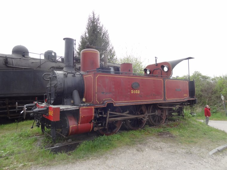 1er Salon du train miniature de l'AJECTA les 22 et 23 avril 2017 (1) : Les locomotives