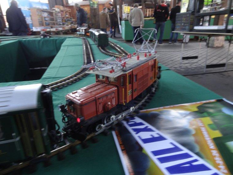 1er Salon du train miniature de l'AJECTA les 22 et 23 avril 2017 (2) : Les réseaux et associations