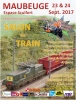 13ème Salon du Train, 22 et 23 septembre 2017 à Maubeuge