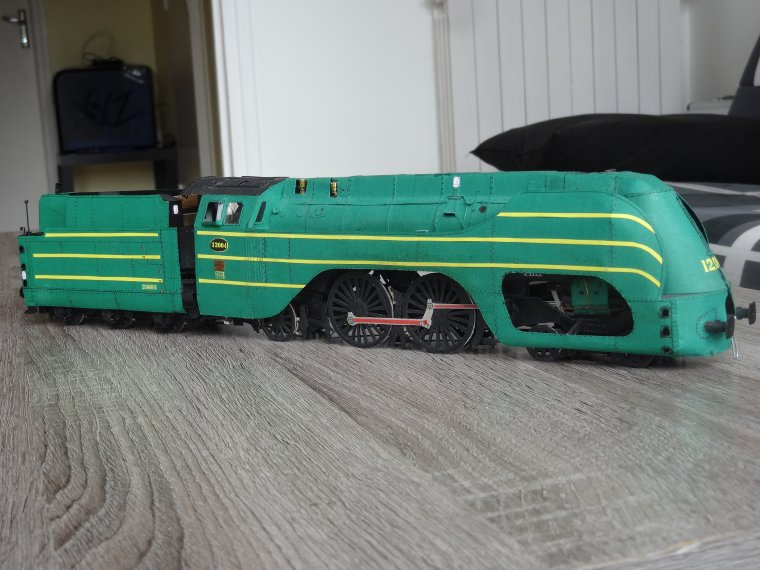 Atlantic Type 12.004 de la SNCB (14) : Fin !