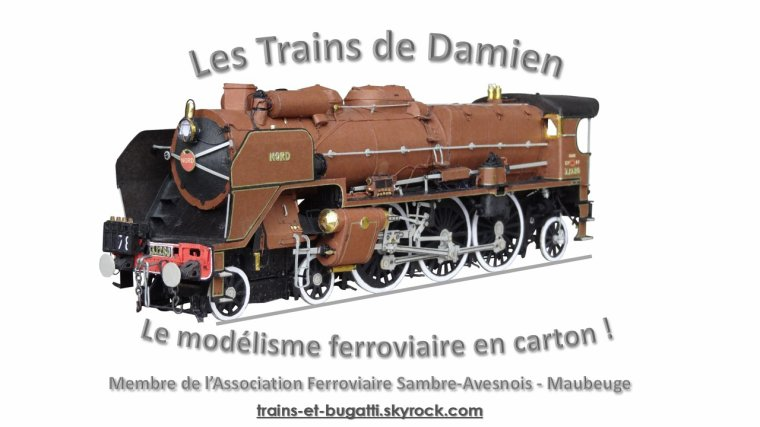 "Salon du Train 2017 à Maubeuge (1) : ""Les Trains de Damien"""