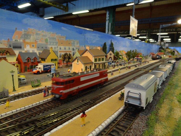 Salon du Train 2017 à Maubeuge (3) : Les réseaux (1)