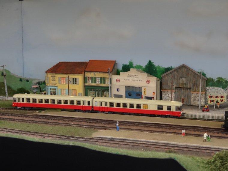 Salon du Train 2017 à Maubeuge (4) : Les réseaux (bis)
