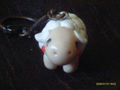 mouton porte clé ^^