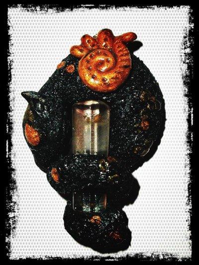 dragon or pendentif