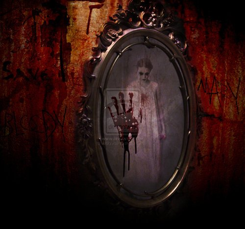 Bloody mary horreur paranormal for Miroir film horreur