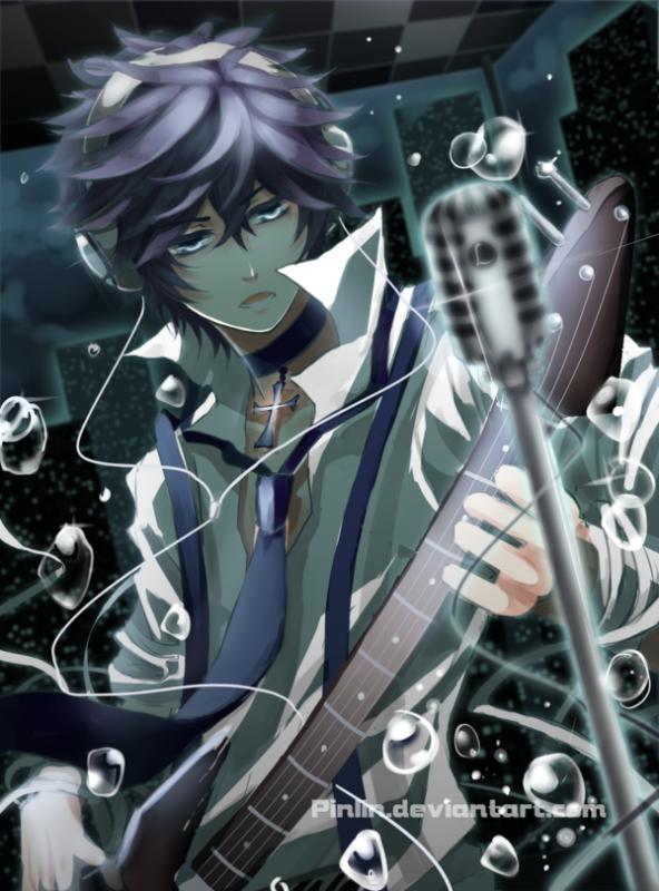 Guitarist (Aime la Musique 2)
