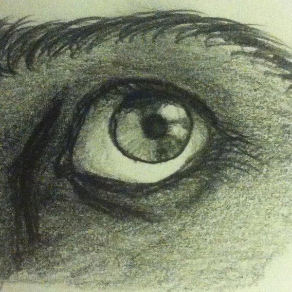 dessiner 7: oeils