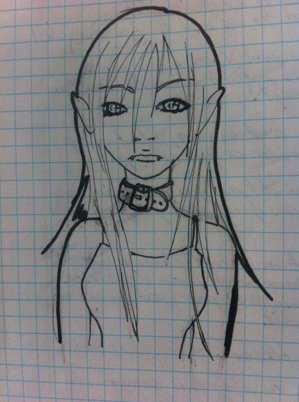 dessiner 37: Maria (RPG)
