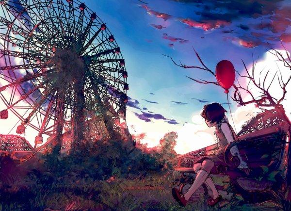 Un paysage et une imagination incroyable O_o