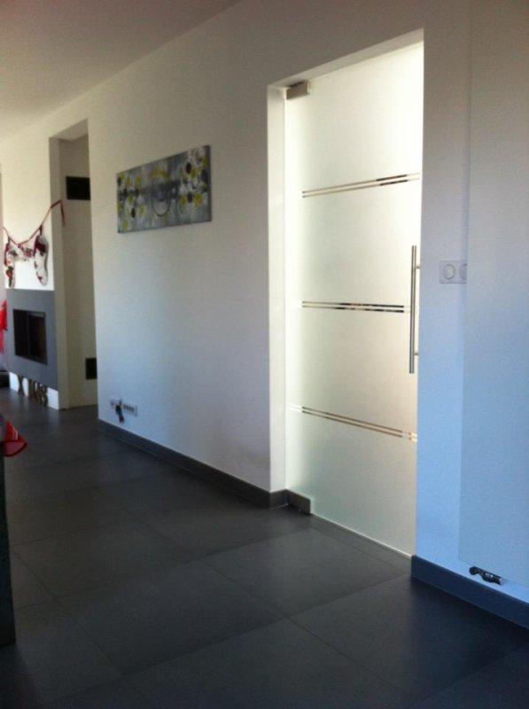 Nous avons des portes!!!