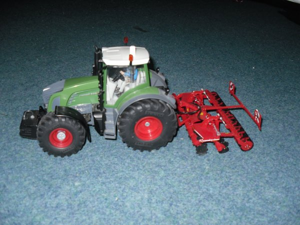 fendt 936 et le horsh