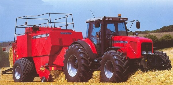 mf 8280 xtra et presse mf 190