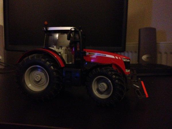 Mon nouveau mf 8680